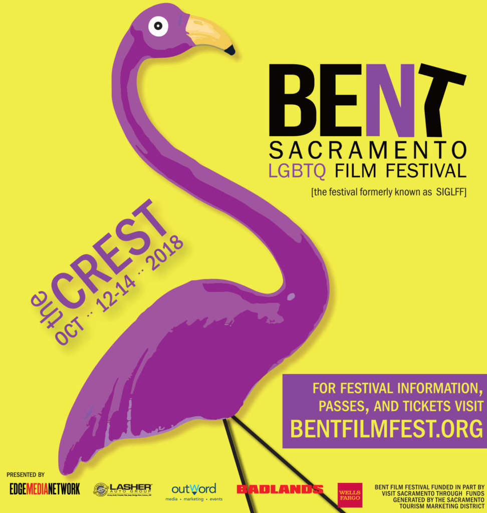 press. bent. sacramento. lgbtq. film. downloadable media